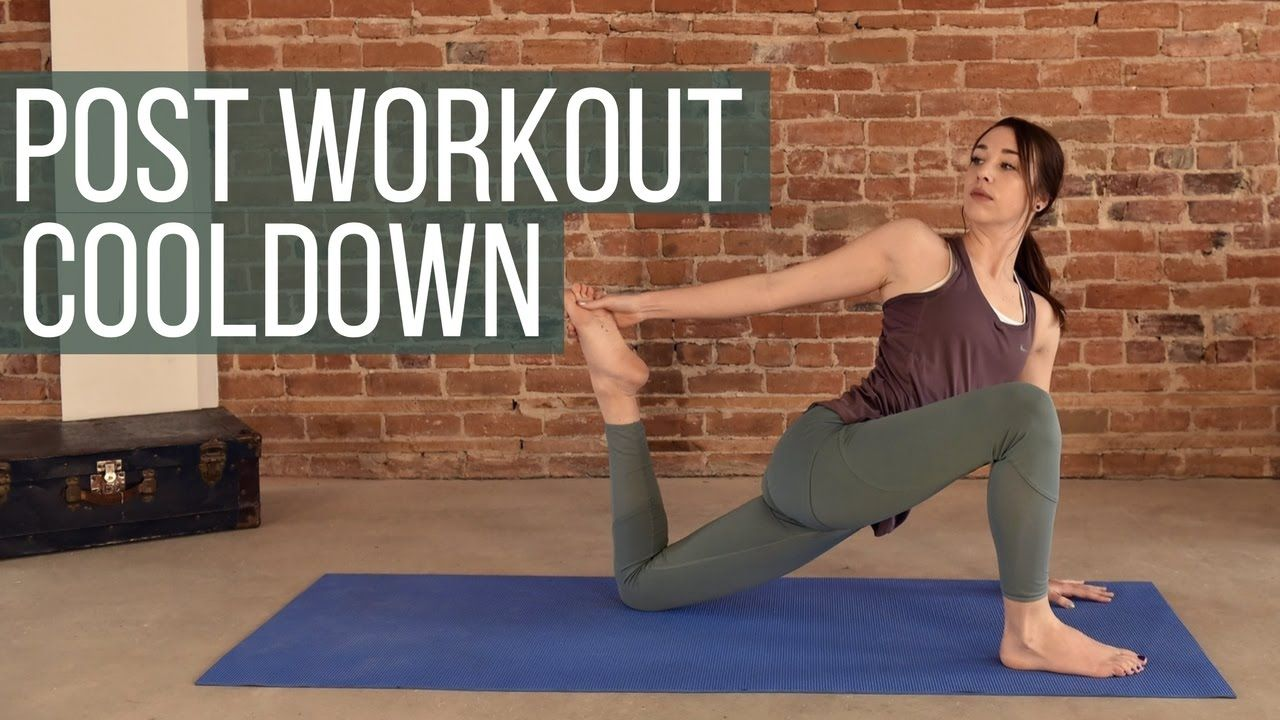 Post Workout Cooldown - Full Body Stretch & Feel Good Flow