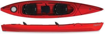 Prodigy II 14 5 Tandem Kayak | >>Shape<< | Kayaking, Tandem