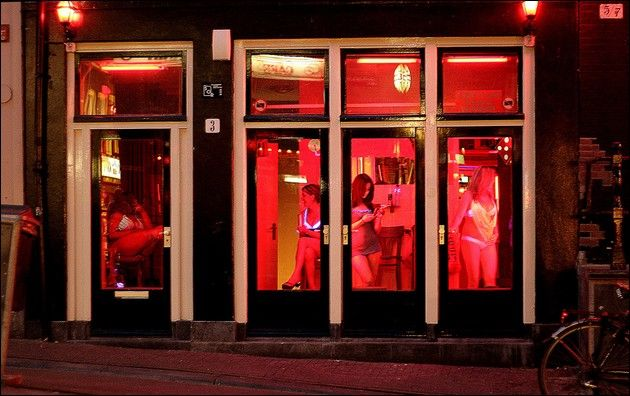Amsterdam Red Light District Amsterdam Red Light District Red