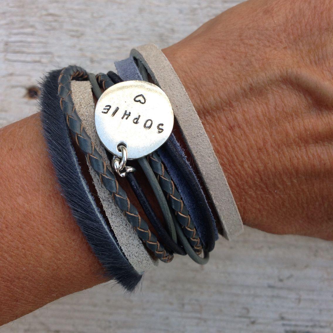 Handmade jewelry met de mogelijkheid van een naambedels. Stoer en persoonlijk #label160 #handmade #jewelry #sieraden #wikkelarmband #wrapbracelet #armband #armcandy #leer #bracelet #stoer #musthave #webshop #style #fashion #musthave #nederland #inspiratie #inspiration www.label160.nl