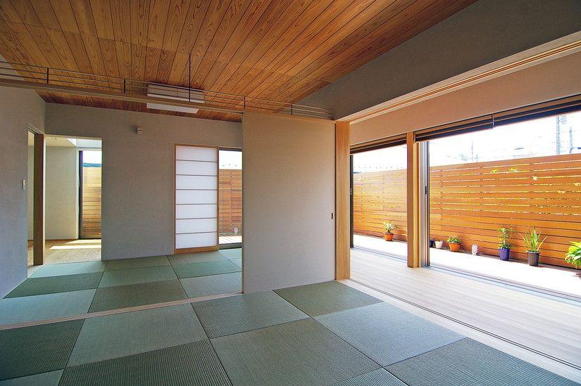 縁側の家 神奈川県横浜市 住宅設計等の一級建築士事務所 建築家