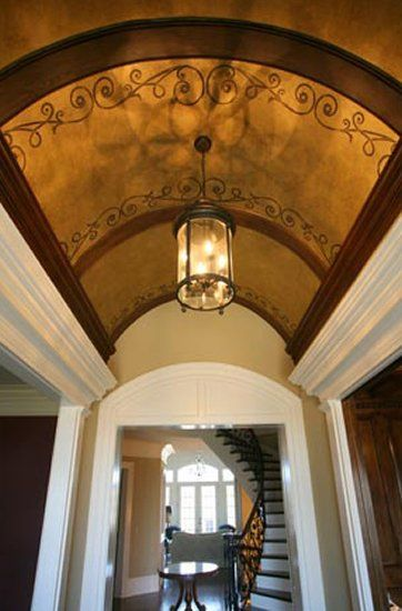 Entryway by Kandrac & Kole Interior Design | Entryways, Hallways & Nooks | Photo Gallery Of Beautiful Decorated Rooms