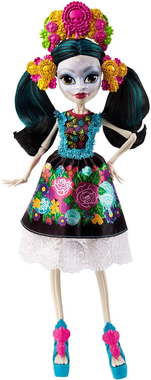 monster high skelita calaveras collector doll amazon exclusive - Skelita Calaveras Halloween Costume
