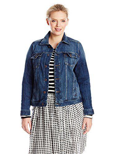 Lucky Brand Women's Plus-Size Classic Jean Jacket  http://www.effyourbeautystandarts.com/lucky-brand-womens-plus-size-classic-jean-jacket/
