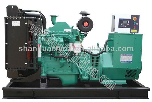Iws Cummins Engine Oem Water Turbine Generators 100 Copper Wire Alternator Factory Supply