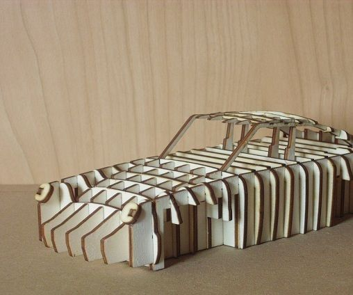 Wood Buck Kit Auto Porsche Cars Auto Body Work Kit Cars