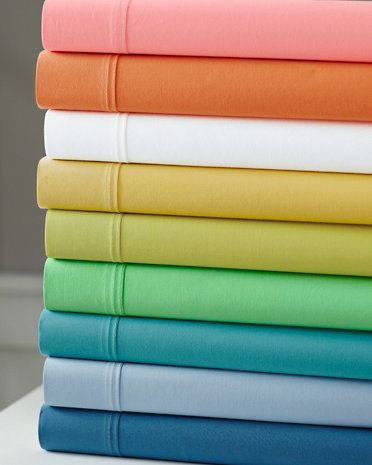 Garnet Hill Fiesta Solid Percale Bedding Claimed As Great Value Product Winner On Today Show Won T Pill