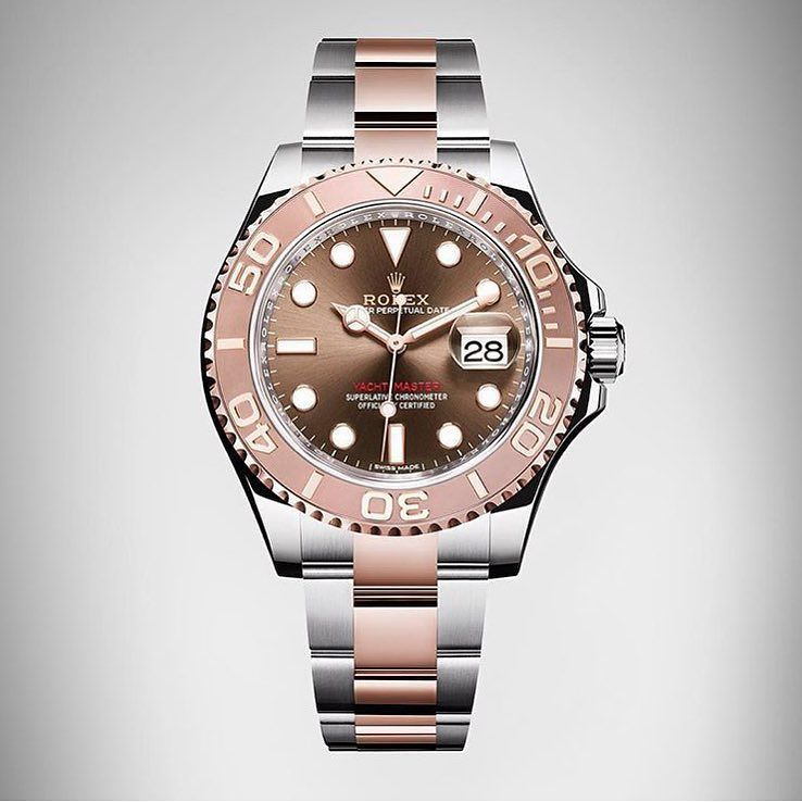 The New Rolex Yacht Master 40 Rolex With Images Rolex