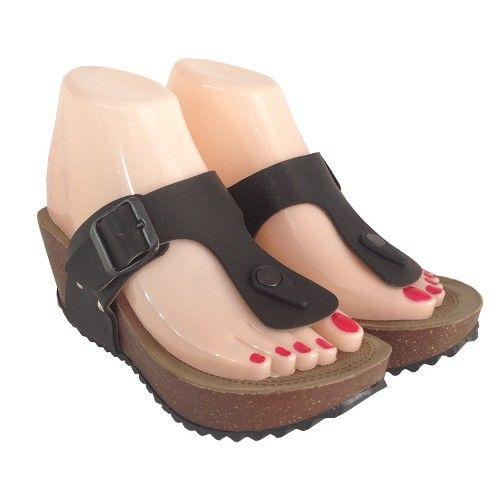 Ahs Dolgu Topuk Parmak Arasi Terlik 65 99 Tl Ve Ucretsiz Kargo Ile N11 Com Da Home Dolgu Topuk Terlik Sandalet