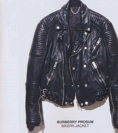 La plus magnifique des vestes en cuir