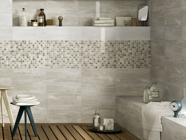 Rivestimento Bagno Effetto Marmo Tivoli Iperceramica Bagno Arredo Bagno Moderno Arredamento Bagno