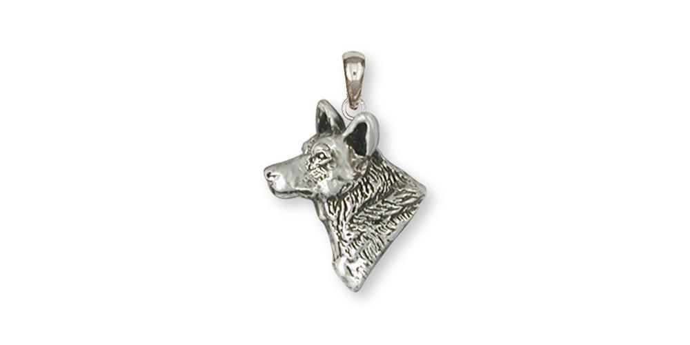 Boston Terrier Charm Jewelry Sterling Silver Handmade Dog Charm BT19H-C