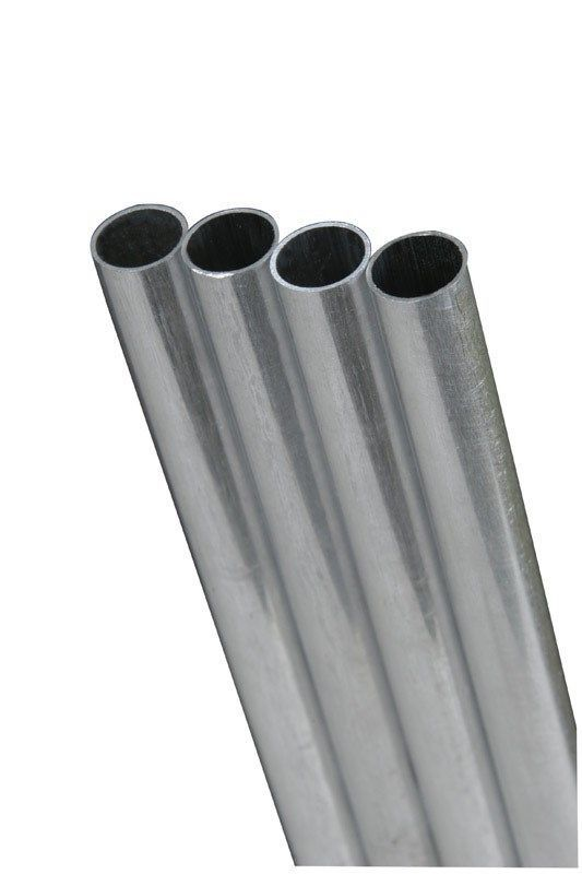 """K/&S Round Rod 5//16/"""" D X 12/"""" L Stainless Steel 304 Carded"""