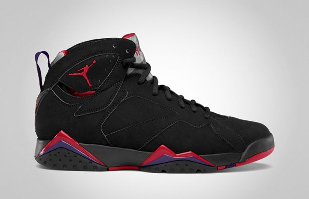 quality design 8dbd2 98d7b Air Jordan VII  Raptors