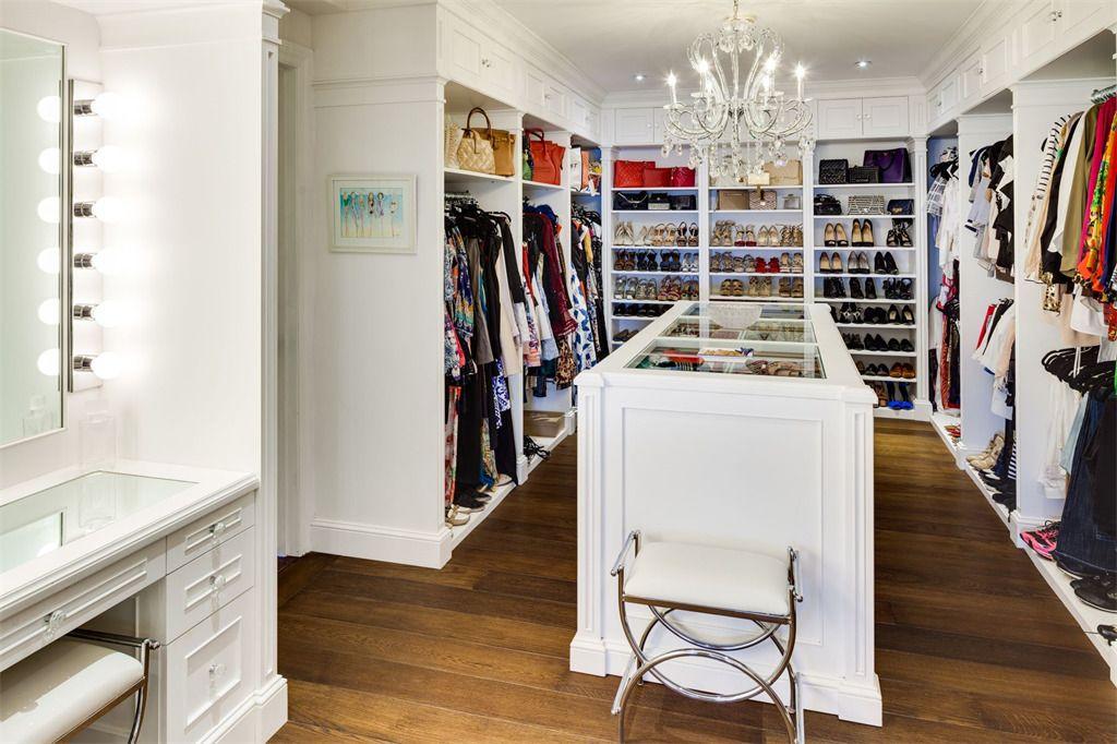 luxury closet vestidor de lujo - Vestidores De Lujo