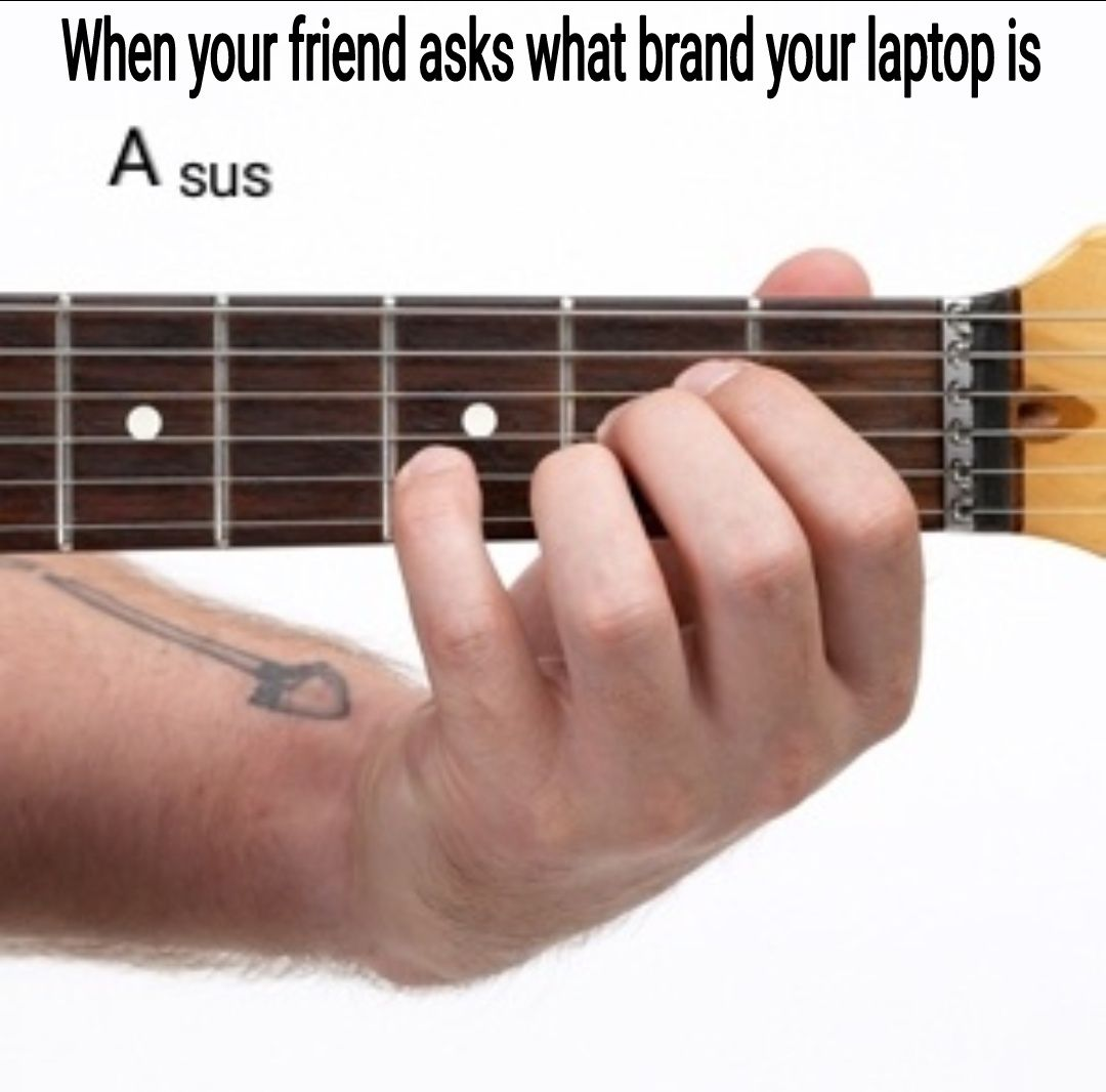 Guitar chord memes are on the riseInvest quickly