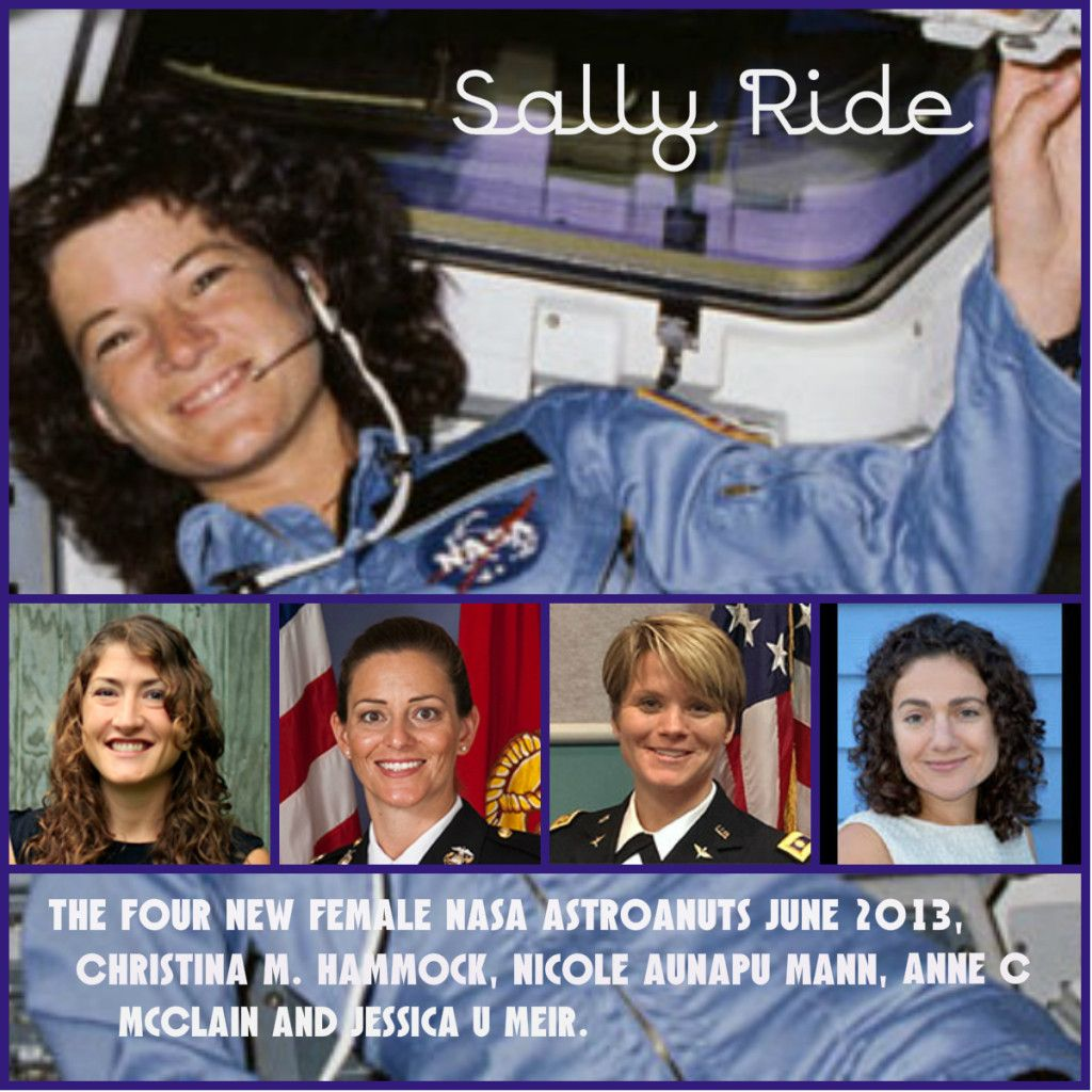 NASA's new astronaut class is the first ever to have an even split of men and women. Of the eight new astronauts four are female. This is fantastic for space, fantastic for us dreamers and a fantastic inspiration for the next generation of space travellers. I'd like to congratulate all eight new