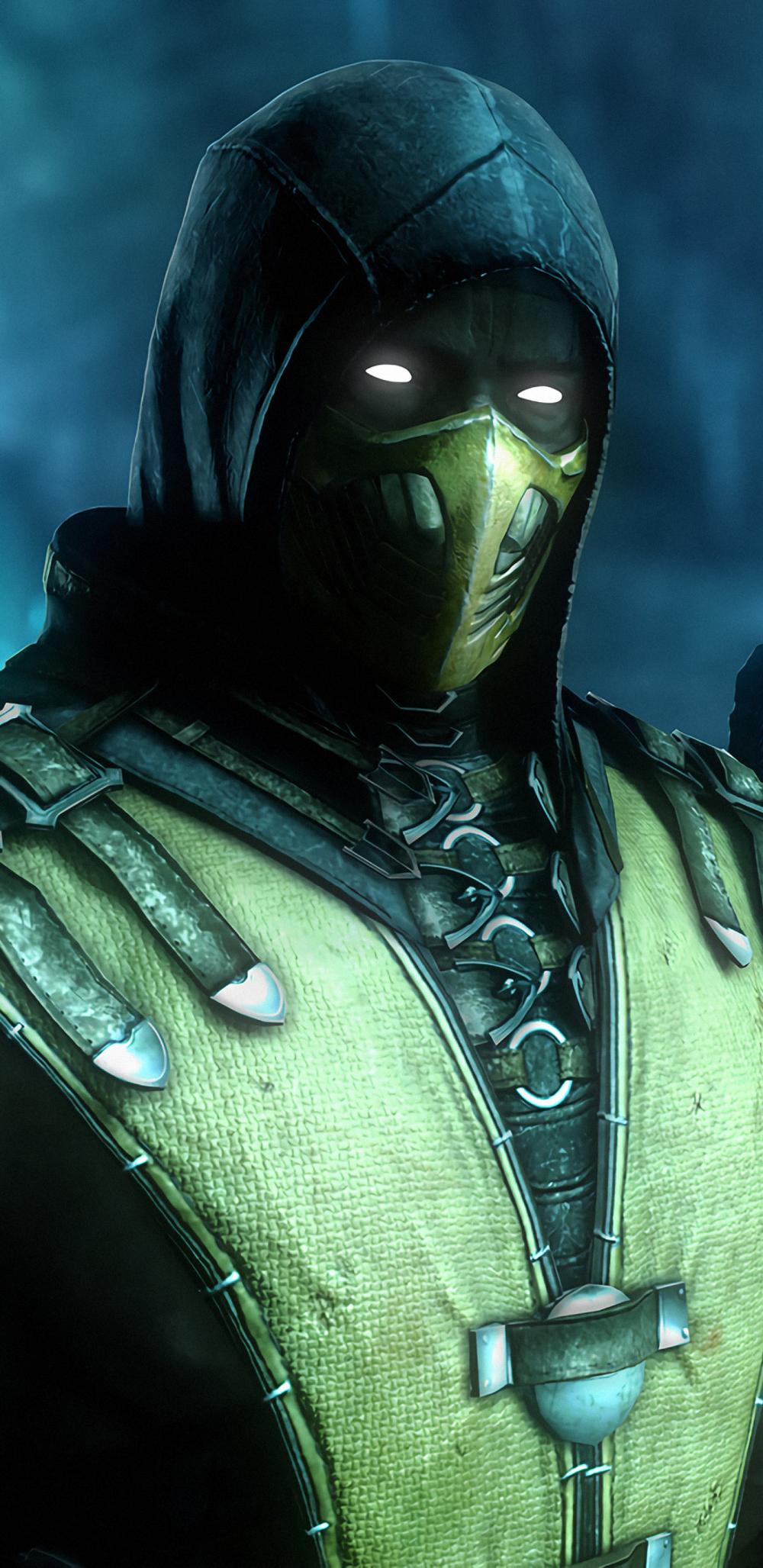 Sub Zero And Scorpion Mortal Kombat in 2020 Scorpion
