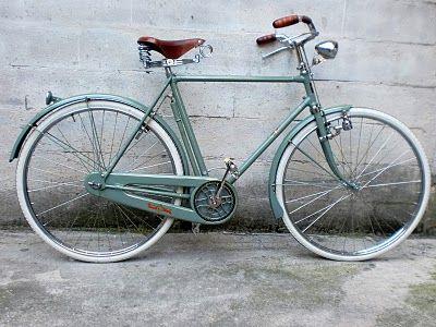 1952 Bianchi Zaffiro Restoration Bike Restoration Vintage Bicycles Bicycle