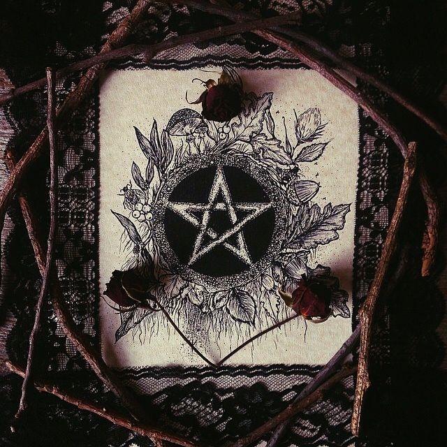 Gothic Witchcraft. Dark Mori. Strega. Gothic Wicca. Pagan