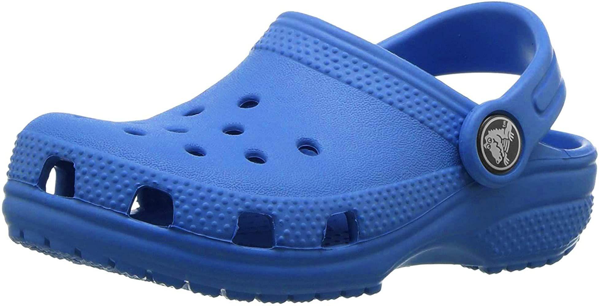 Crocs Kids' Classic Clog   Slip