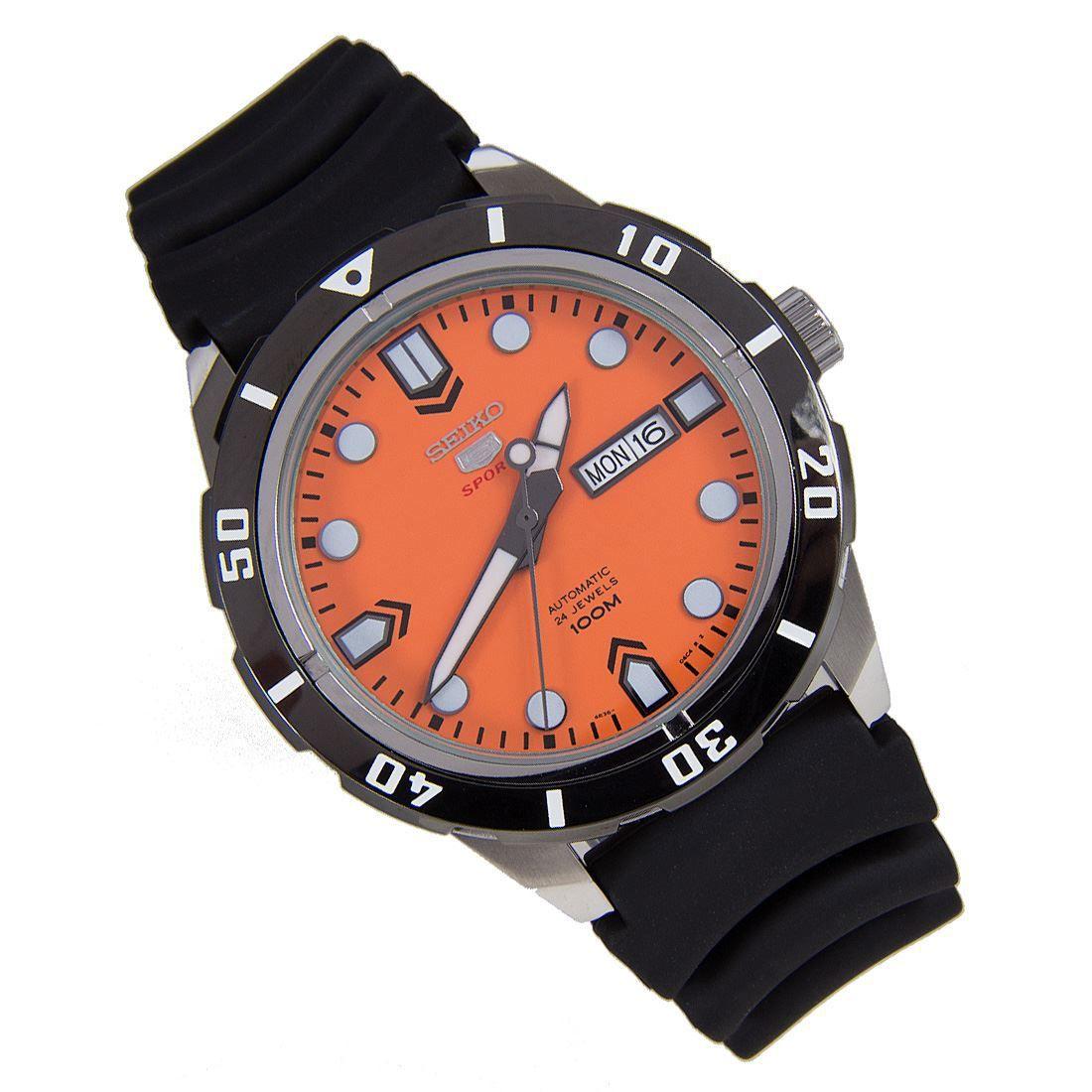 Seiko 5 Sports Automatic Watch SRP675K1 SRP675K SRP675
