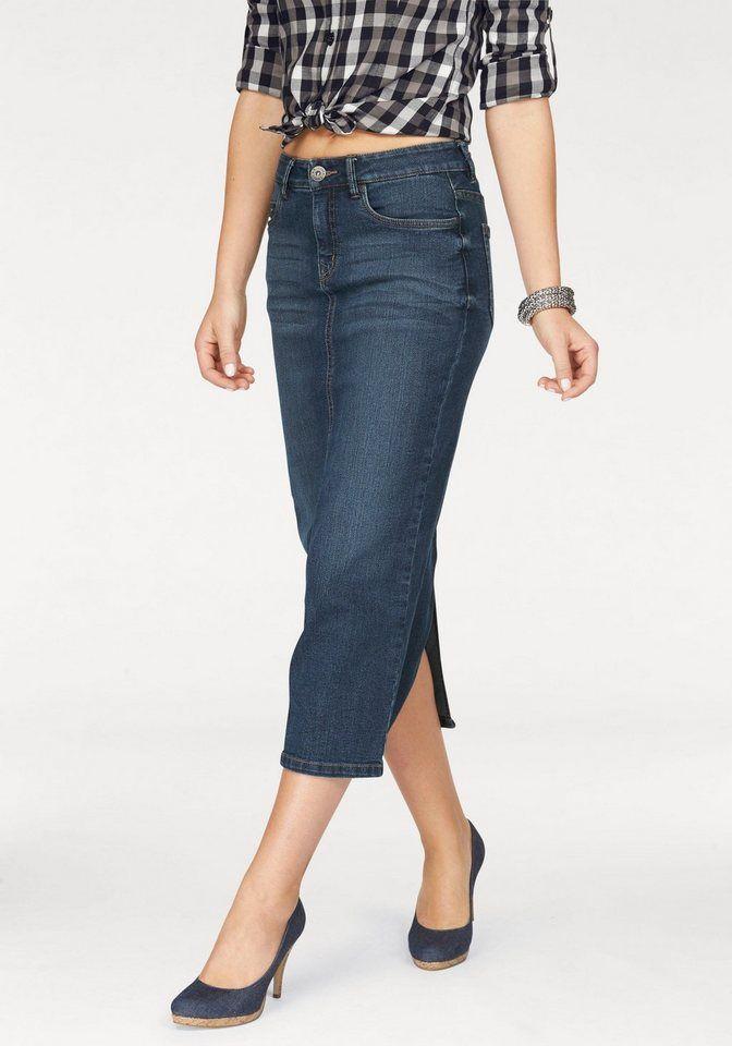 20e063a320e2 Arizona Jeansrock in angesagter Midiform | Fashion_Sept_01 | Jeans ...