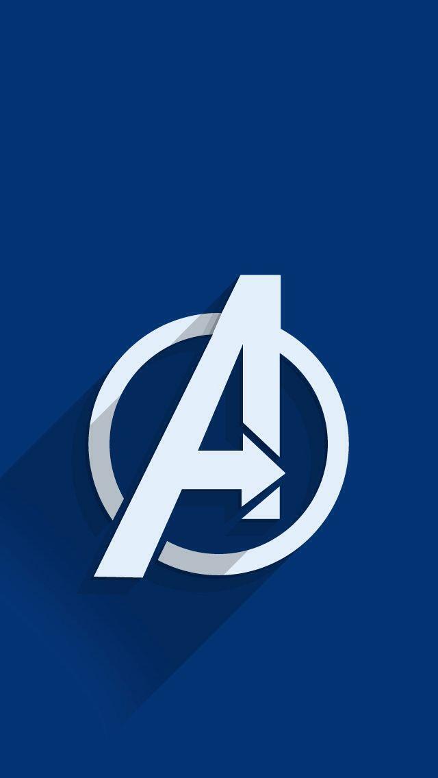 Avengers Logo Avengers Logo Wolverine Marvel Avengers Wallpaper