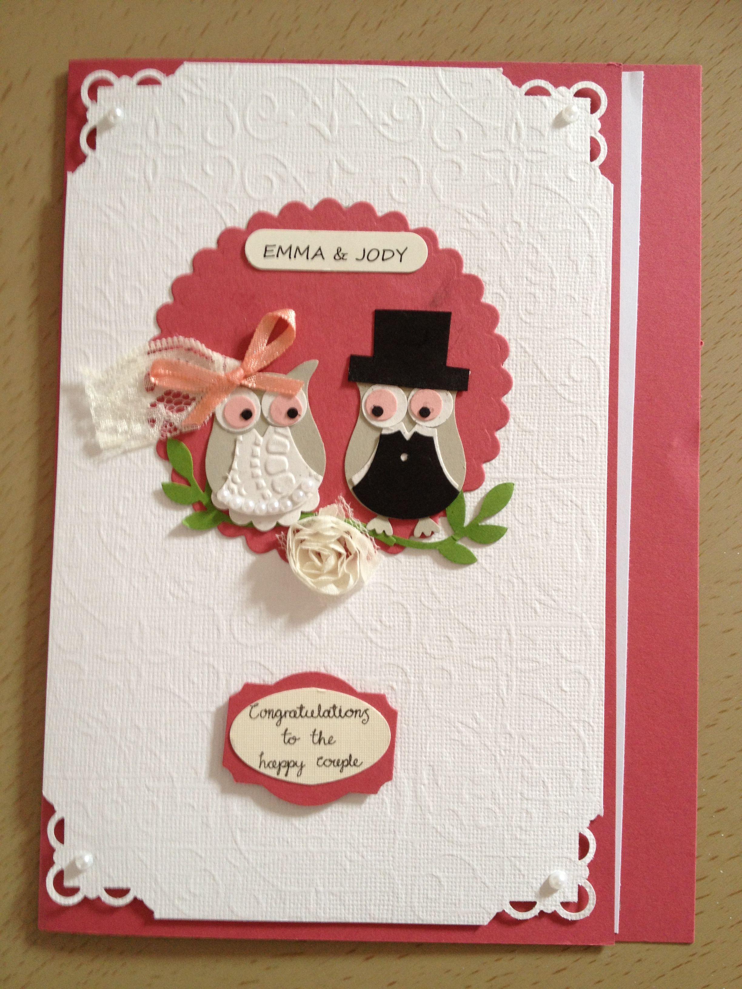 Fantastic Owl Wedding Invitations Composition - Invitations and ...