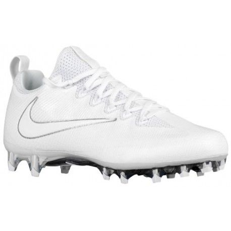 all white nike football cleats