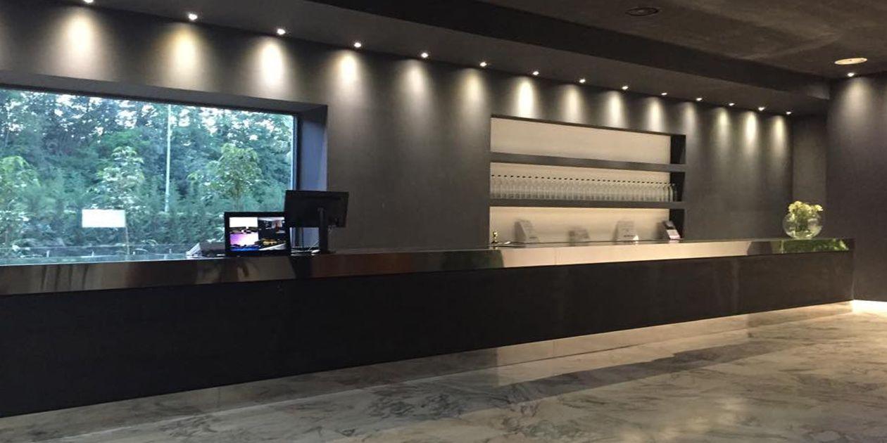 Bei Boutique Hotel - Reception