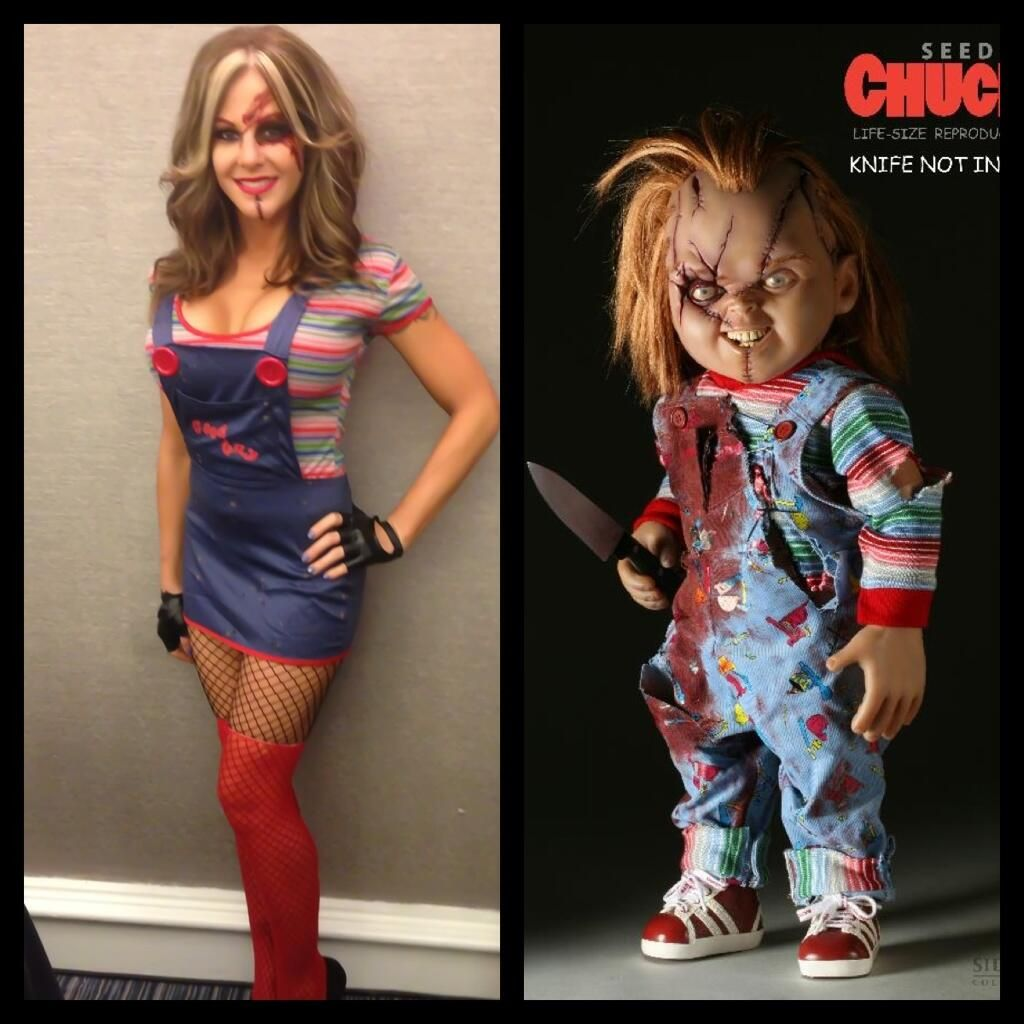 bride of chucky costume - Google Search  sc 1 st  Pinterest & bride of chucky costume - Google Search | Costume Ideas | Pinterest ...