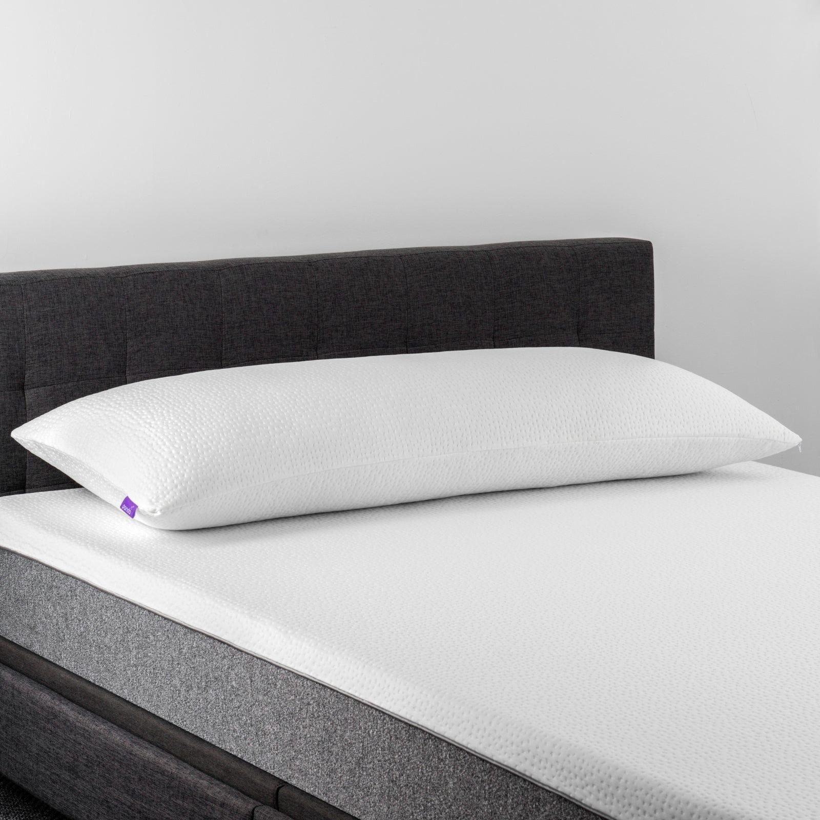 Solace Sleep Panda Oversized Memory Foam Body Pillow Medium Firm