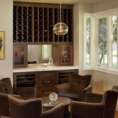 sitting room and dining room designs | Sitting Room With Bar Design, Pictures, Remodel, Decor and ...