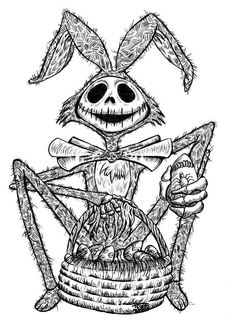 The Nightmare Before Christmas Coloring Pages Free Nightmare Before Christmas Drawings Jack Skellington Drawing Nightmare Before Christmas Halloween