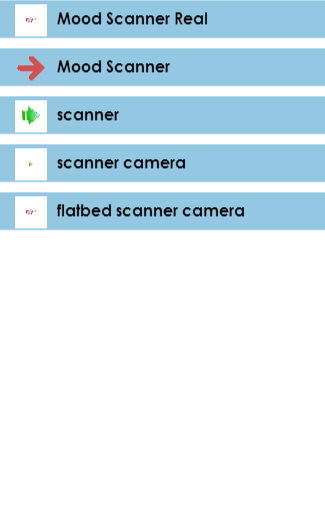 Mood Scanner Real In this App you can see this topic. 1