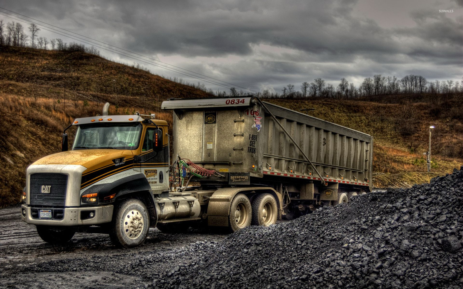 Semi Truck Wallpapers HD Page of  i