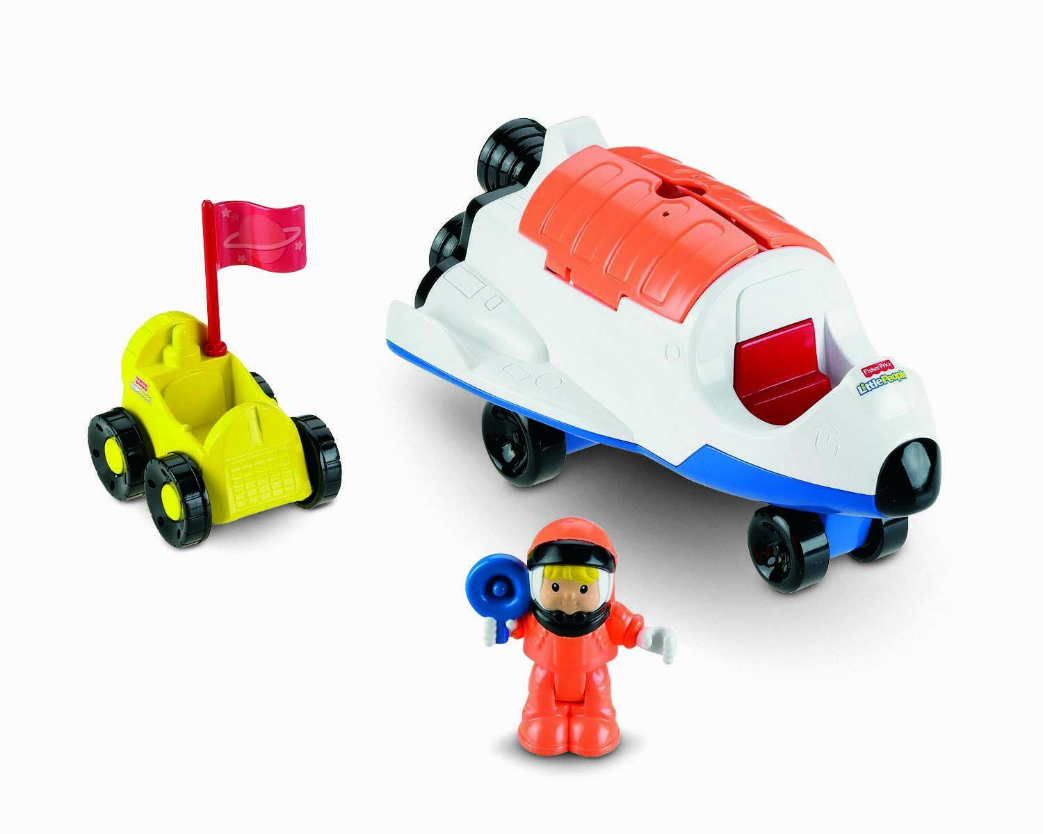 Car 3 toys  Little People Rumble un Blast Space Ship Age   Best Toys and
