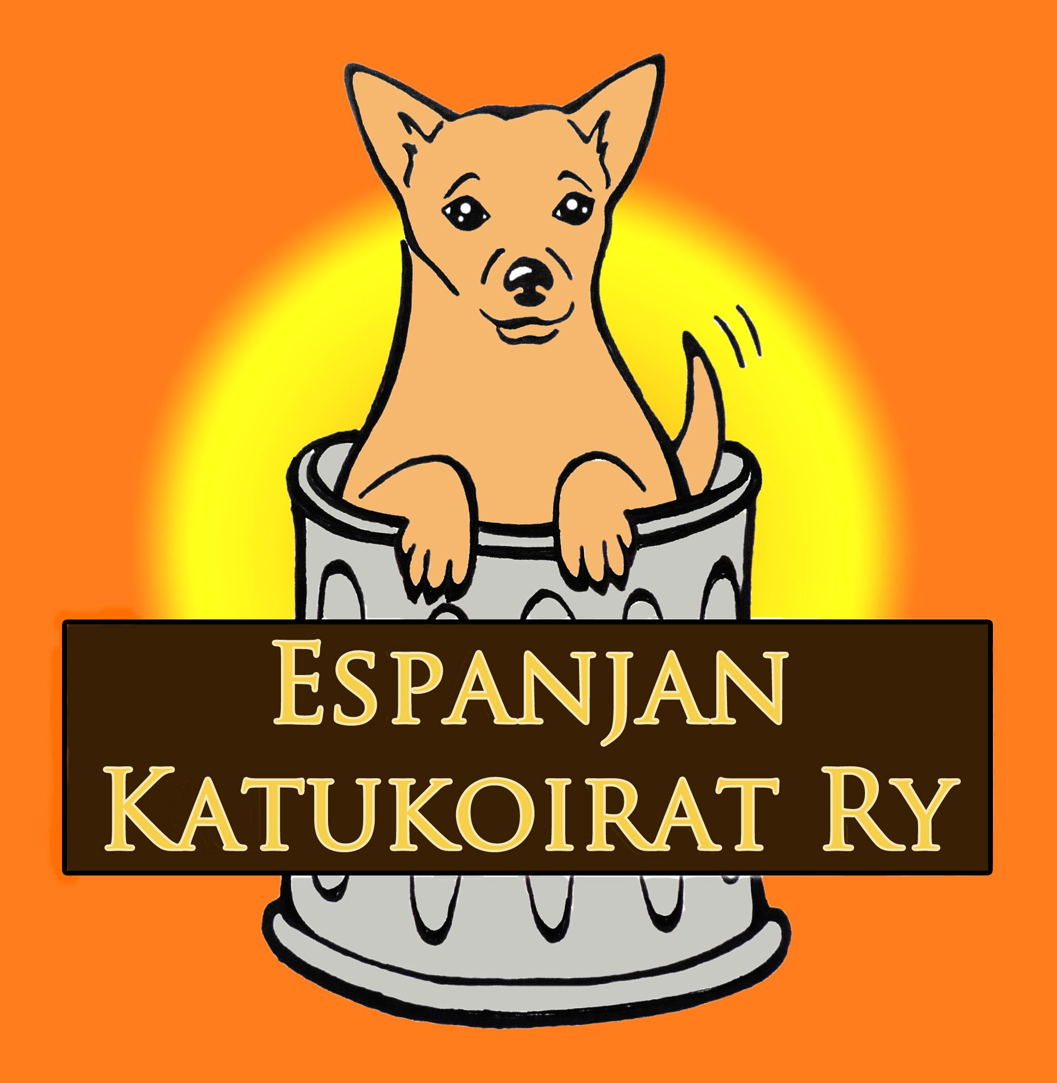 The website for Finnish Rescuedog Association Espanjan katukoirat ry. Nella came to us from this association as foster dog soon to be foster failure