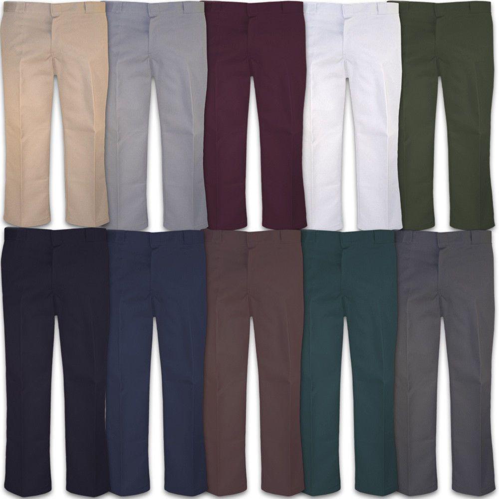 Dickies 874 pants mens original fit classic work uniform