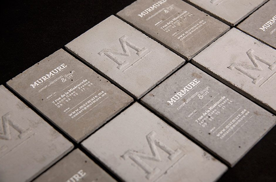Mumure is a creative communication agency located in Caen (Normandy ...