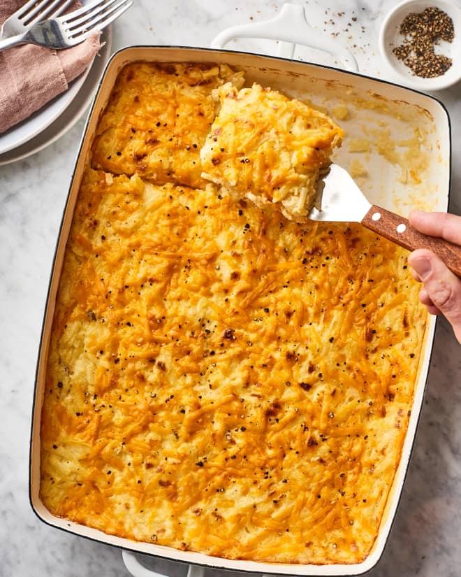 Hash Brown Casserole | Recipe | Hash brown casserole ...