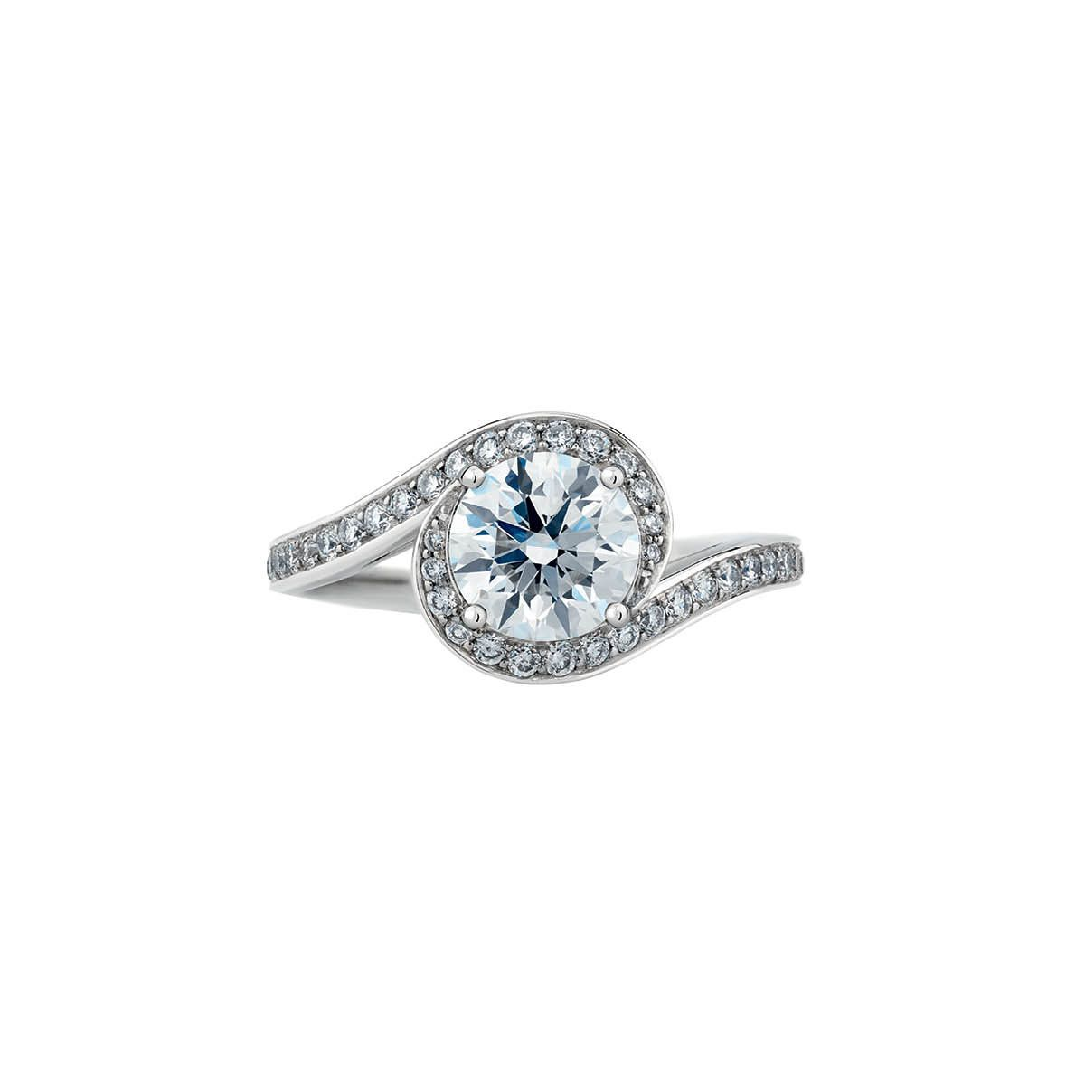 De beers caress diamond ring price upon requestfor information