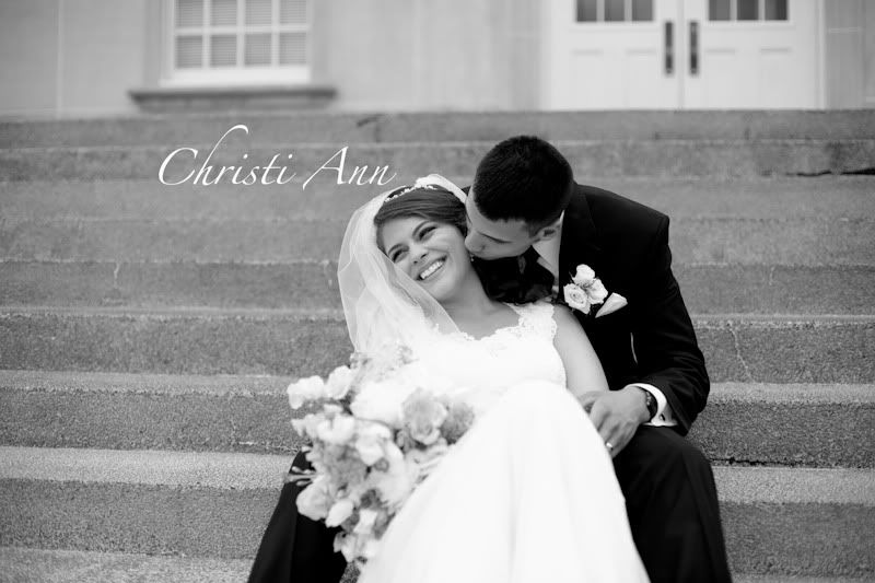 Spring Bride & Groom | Christi Ann Photography