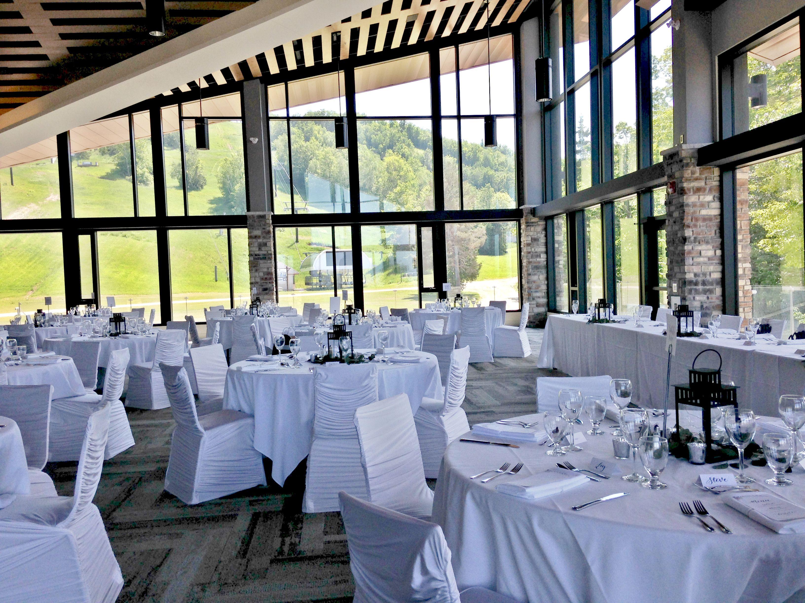 Wedding Event Venue In Georgian Bay Alpine Ski Club The Blue Mountains