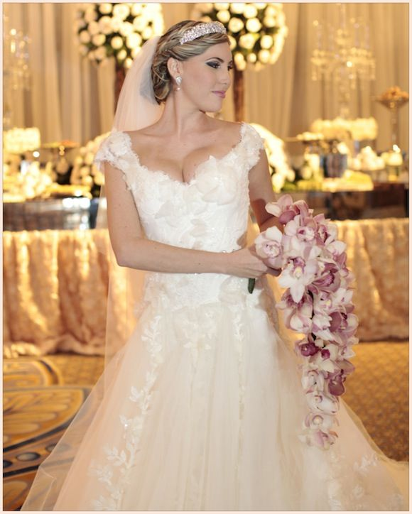 Used Elie Saab wedding dress for sale on PreOwnedWeddingDress.com ...