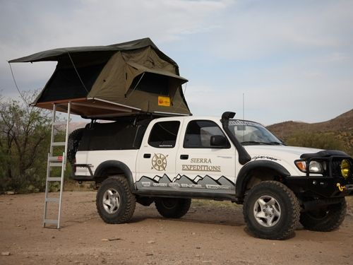 Eezi Awn Series 3 Rooftop Tent 1600 Travel Bug Pop Up