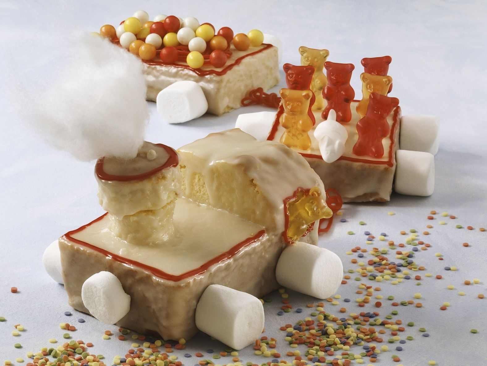 Rezept Kuchen Kindergeburtstag Piratenkuchen Mit Piratenschiff Fur
