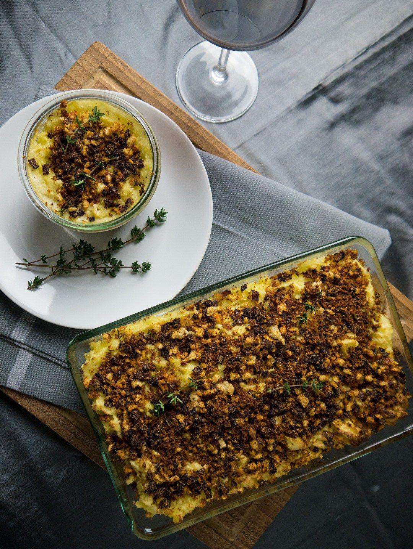 Sauerkraut & Apple Casserole Recipe