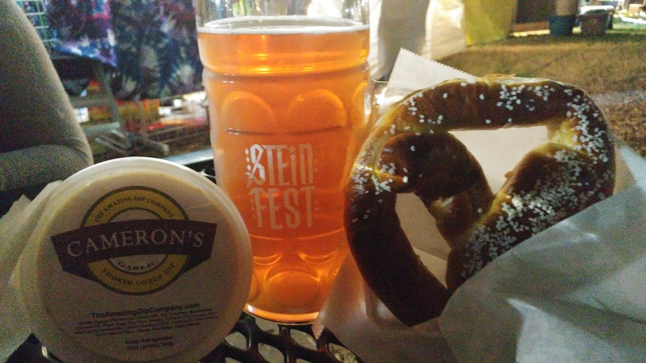 Steinfest prost Food, Ketchup bottle, Ketchup